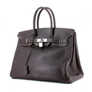 You re viewing  High Quality Replica Hermes handbag Birkin 35 cm in brown  leather £9 db6dcde3185da